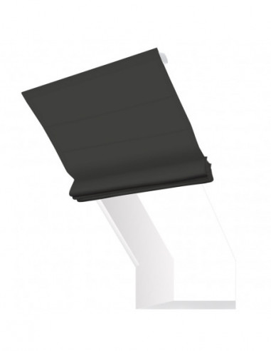 Roleta elektryczna kolankowa 230V na smartfon i automatykę Magnato stalowy khaki