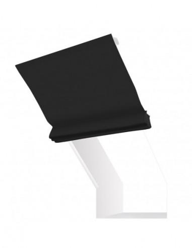 Roleta elektryczna kolankowa 230V na smartfon i automatykę Magnato czarny