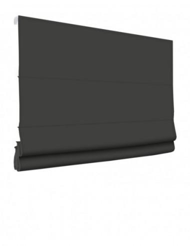 Roleta elektryczna rzymska 230V na smartfon i automatykę Magnato stalowy khaki klasyczna