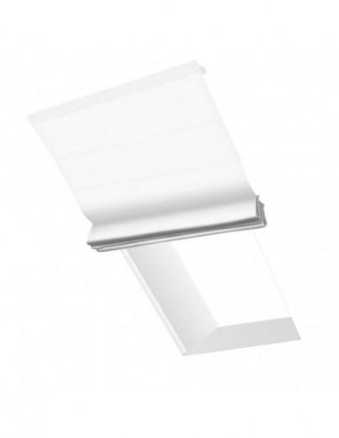 Roleta elektryczna dachowa 24V na smartfon i automatykę Heaven biały