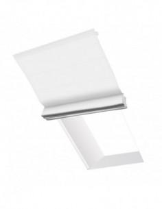 Roleta elektryczna dachowa 24V na smartfon i automatykę Magnato biały