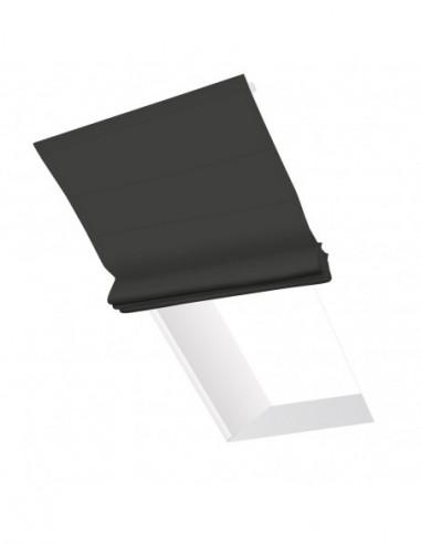 Roleta elektryczna dachowa 24V na smartfon i automatykę Magnato stalowy khaki