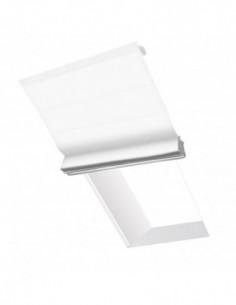 Roleta elektryczna dachowa 230V na smartfon i automatykę Heaven biały