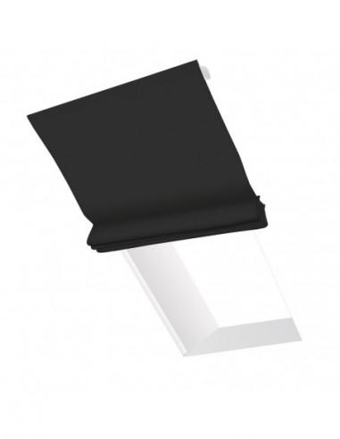 Roleta elektryczna dachowa 230V na smartfon i automatykę Heaven grafitowy