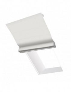 Roleta elektryczna dachowa 230V na smartfon i automatykę Layla biały