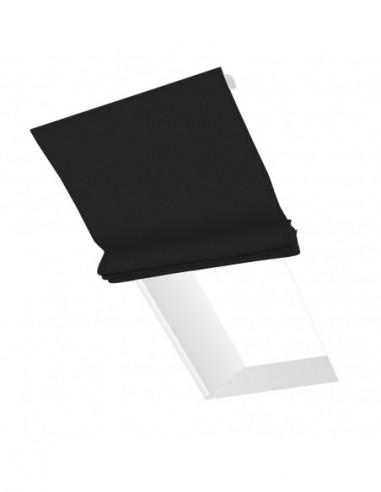 Roleta elektryczna dachowa 230V na smartfon i automatykę Layla czarny