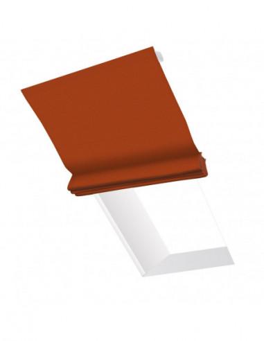 Roleta elektryczna dachowa 230V na smartfon i automatykę Layla pomarańczowy