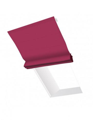 Roleta elektryczna dachowa 230V na smartfon i automatykę Layla różowy