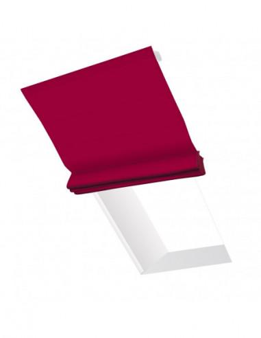 Roleta elektryczna dachowa 230V na smartfon i automatykę Magnato czerwony