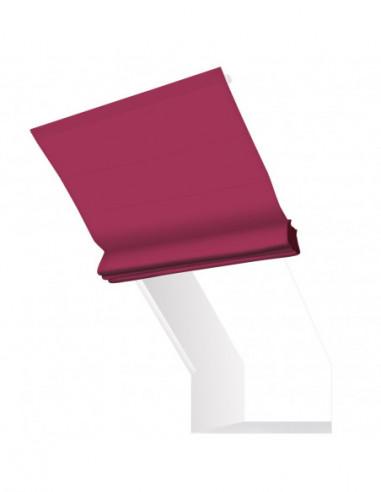 Roleta elektryczna kolankowa 24V na smartfon i automatykę Layla różowy