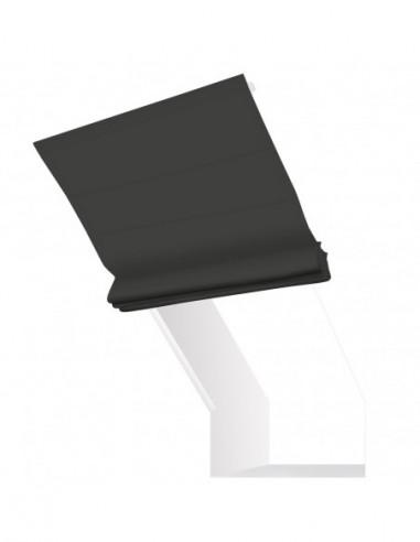 Roleta elektryczna kolankowa 24V na smartfon i automatykę Magnato stalowy khaki