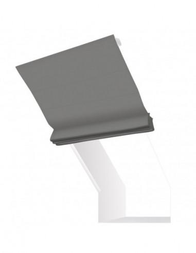 Roleta elektryczna kolankowa 230V na smartfon i automatykę Layla jasnoszary