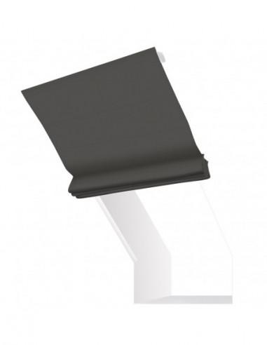 Roleta elektryczna kolankowa 230V na smartfon i automatykę Layla ciemnoszary