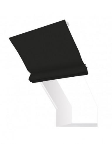 Roleta elektryczna kolankowa 230V na smartfon i automatykę Layla czarny