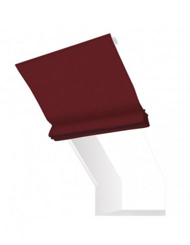 Roleta elektryczna kolankowa 230V na smartfon i automatykę Layla ciemnoczerwony