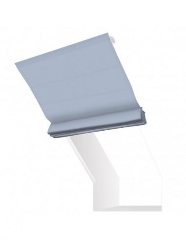 Roleta elektryczna kolankowa 230V na smartfon i automatykę Magnato jasnoszary